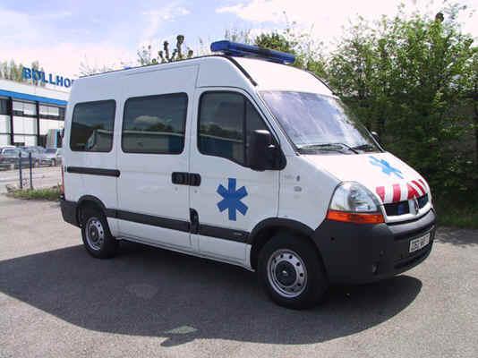 Renault Master L1H2