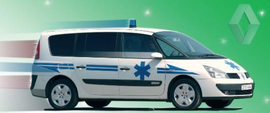 v hicule ambulance type a cat gorie c. Black Bedroom Furniture Sets. Home Design Ideas